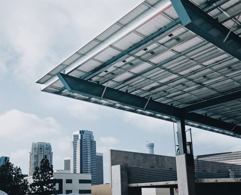 Fox Studios - Solar Project