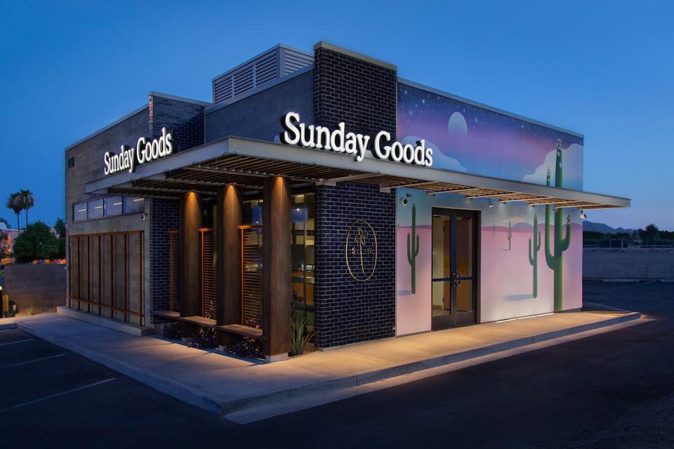 Sunday Goods - Cannabis Retailer
